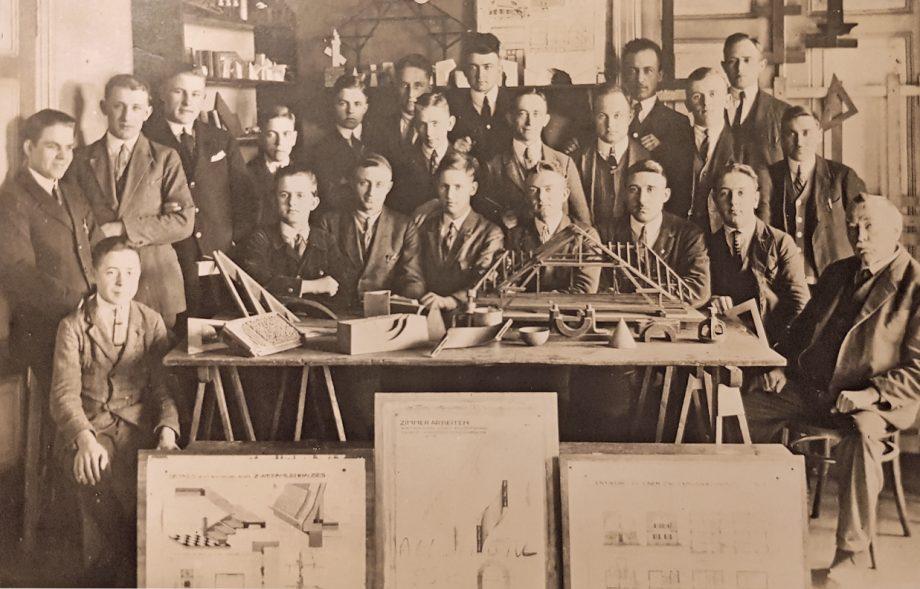 B 2 – Ordnungskonzepte in der Architekturlehre. Wissensvermittlung und Visualisierungsstrategien