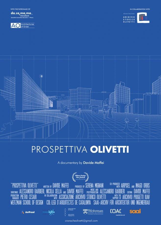 """""""Prospettiva Olivetti"""""""