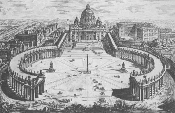 A1 – Verwalten, Bauen, Archivieren. Corporate Architecture an der römischen Kurie der Frühen Neuzeit