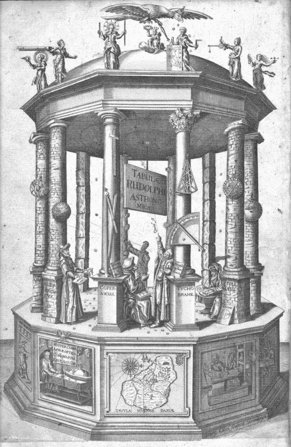 B 1 – Ordnungen des Wissens und der architekturtheoretische Diskurs der frühen Neuzeit