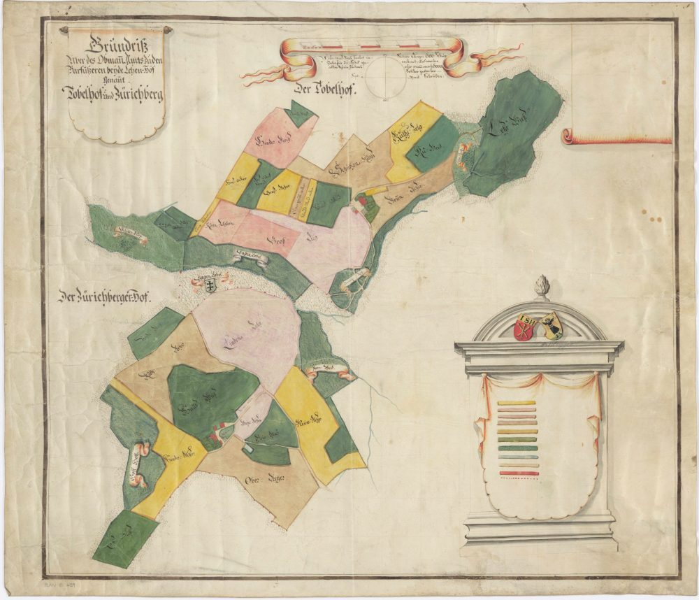 Archived Landscapes and Archival Landscapes: Architectures of Political Record-Keeping in Early Modern Western Europe, 1450-1700